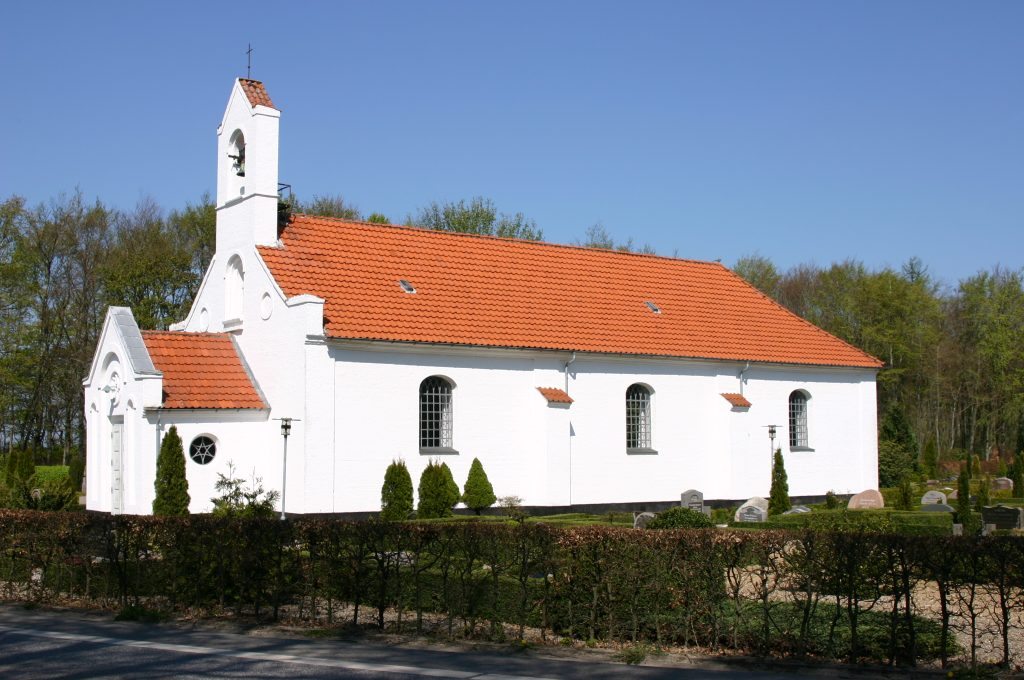 Frederiks Kirke. Foto: Wikipedia